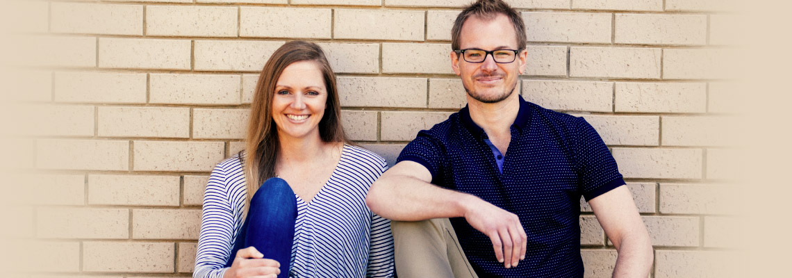 Dalice and Mark: fulfil your greatest purpose